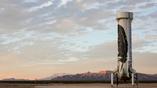 Ракетный сегмент приземлился в Западном Техасе