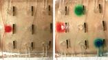 Гидрогелевая повязка поддаётся растяжению и включает датчики тепла и каналы доставки лекарственных средств – препараты высвобождаются при изменении температуры
