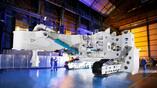 Роботизированные экскаваторы смогут добывать драгоценные металлы на глубине 1600 метров