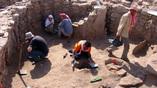 Раскопки в Шкарат Мсайяд
