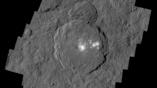Кратер Оккатор, достигающий невероятных размеров: в диаметре 92 километра, в глубину – четыре километра