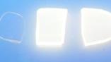 Люминесцентные стекла светятся под действием ультрафиолета.