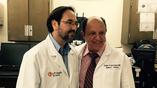 Авторы нового метода лечения диабета первого типа - Бруно Дойрон (слева) и Ралом ДеФронзо (справа).