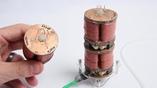 """""""Тело"""" робота состоит из нескольких надувных модулей из пенопласта, покрытого силиконовой резиной."""