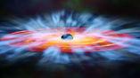 Сильно заряженная чёрная дыра может иметь особые отношения с причинностью.
