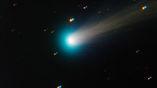 Солнечный ветер сталкивается с веществом кометы, порождая рентгеновские лучи.