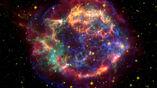 Сверхновые вспыхивают в Млечном Пути довольно часто, но обычно мы не видим их из-за облаков пыли и газа. На иллюстрации остаток сверхновой Кассиопея А.
