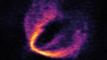 Излучение угарного газа позволило создать карту движения вещества.
