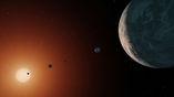 Климат разных планет системы TRAPPIST-1 должен существенно различаться в зависимости от расстояния до звезды.