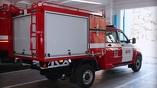 Представлена новая версия УАЗ для тушения пожаров