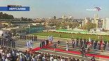 Церемония инаугурации состоялась в холле здания кнессета в Иерусалиме