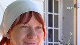 Во Францию образ привезла жена  священника матушка Наталья
