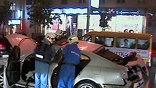 Столкновение шести легковых машин произошло около метро Кутузовская