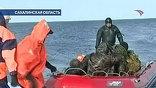 Спасателям МЧС удалось спасти всех терпевших бедствие