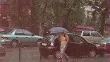 Ливень серьезно осложнил дорожную ситуацию в Москве