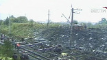 В Перми упал Boeing-737, следовавший из Москвы