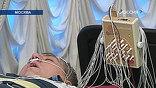 На приеме у сомнологов на пациента вешают всевозможные датчики и укладывают спать