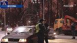 В ночь празднования Старого Нового в Москве задержали 150 нетрезвых водителей - втрое больше, чем обычно