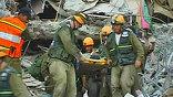 Спасательные работы будут проводится еще как минимум три дня