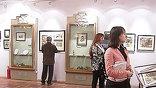 Выставка в Доме-музее Чехова - одно из первых мероприятий, посвященных юбилею писателя