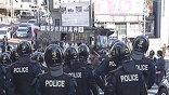 Их попытки блокируются полицией