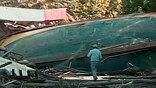 От стихии наиболее пострадал второй по величине город Консепсьон