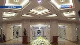 Как утверждают реставраторы, им удалось сохранить всё, что в середине XX века задумал и воплотил автор советского небоскреба - архитектор Мордвинов. Но Век XXI внёс свои коррективы - и в убранство, и в расценки, и в название гостиницы.