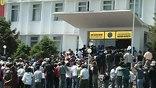 Накануне в Киргизии вновь вспыхнули беспорядки