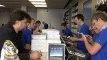 началу продаж своего чудо-планшета за пределами Соединенных Штатов компании Apple удалось в разы увеличить скорость сбыта