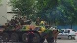 Власти Киргизии разрешилиприменять боевое оружие для стабилизации обстановки