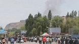 Беспорядки в Оше начались 11 июня