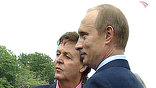 Владимир Путин повел гостей гулять: к Арсеналу, Царь-пушке, Соборной площади