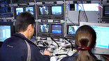 """Технические службы телеканала """"Россия"""" построили на Заячьем острове настоящий телевизионный центр"""