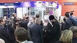 Среди открывающих Международную книжную ярмарку – представители Русской православной церкви, которой в этом году отдано большое пространство выставочного павильона.