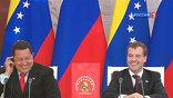 """Заметить его было несложно - по городу президент Венесуэлы передвигался на ярко-красной """"Ладе-Приоре"""""""