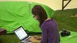 В Экспоцентре на Красной Пресне стартовало главное событие интернет-индустрии – Неделя российского Интернета. В течение трех дней в ее рамках пройдут более ста мероприятий, в том числе конференции и выставки