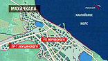 Покушение на Магомедсалиха Гусаева совершено сегодня утром буквально в нескольких метрах от его дома