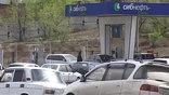 Бензиновый кризис в Туве продолжается.