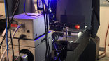 Сейчас камера с дополнительным оборудованием занимает почти весь стол. Общая цена – примерно $250 тысяч (фото MIT Media Lab).