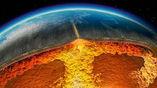 Бриджманит формируется в нижних слоях мантии Земли, при высоком давлении и температуре