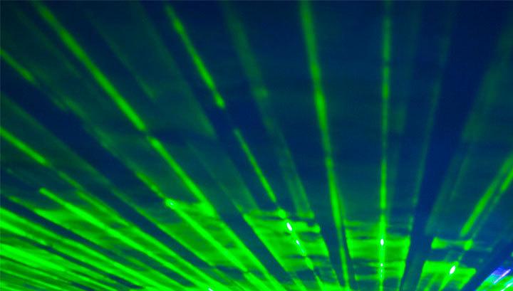 На Ближнем Востоке американских пилотов стараются ослепить лазерами