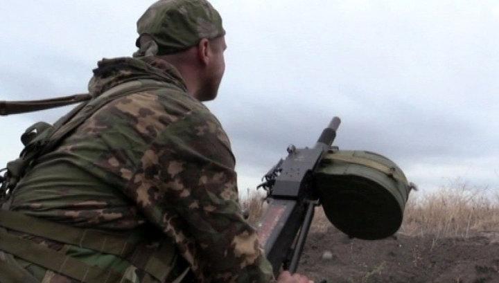Ополченцы сбили украинский БПЛА с боевым зарядом