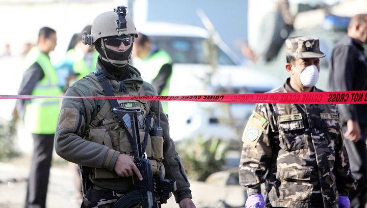 Игиловский смертник подорвался в Кабуле: 13 убиты, 30 ранены