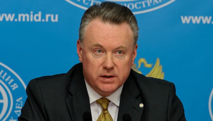 Лукашевич: США подталкивают Киев к возобновлению кровопролития в Донбассе