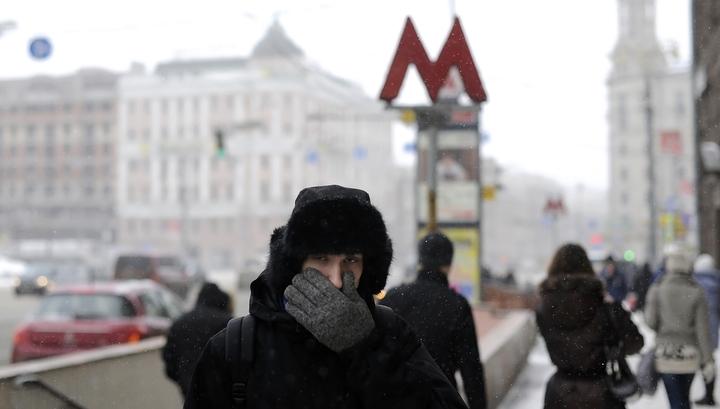 В Москве будет тихая морозная погода