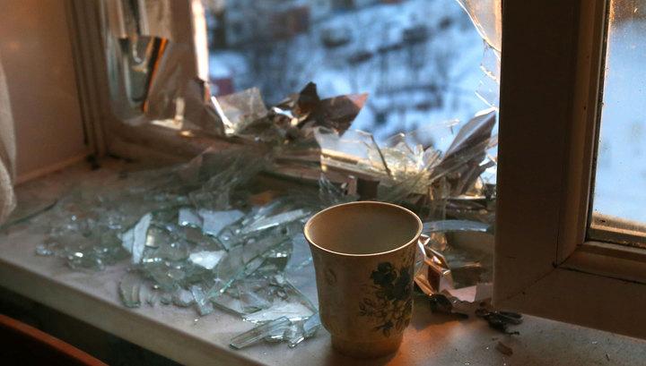 В жилом доме в украинском Мариуполе взорвалась граната