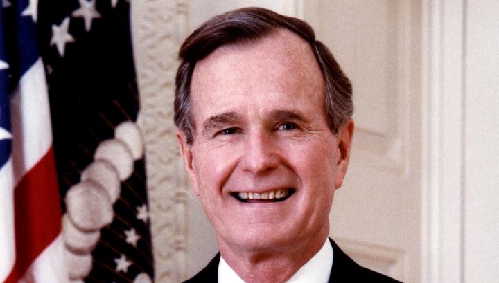Скончался бывший президент США Джордж Буш-старший