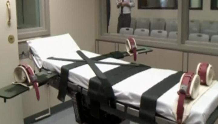 В США впервые начнут казнить смертников азотом
