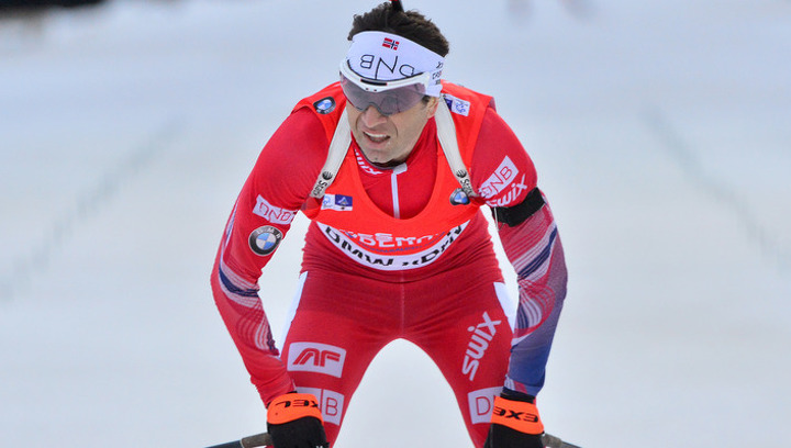 Оле-Эйнар Бьорндален выступит на российском этапе Кубка мира в Тюмени