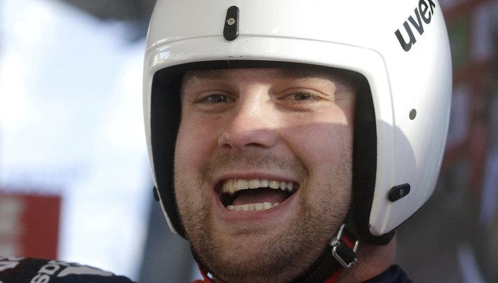 Саночник Павличенко стал победителем этапа Кубка мира